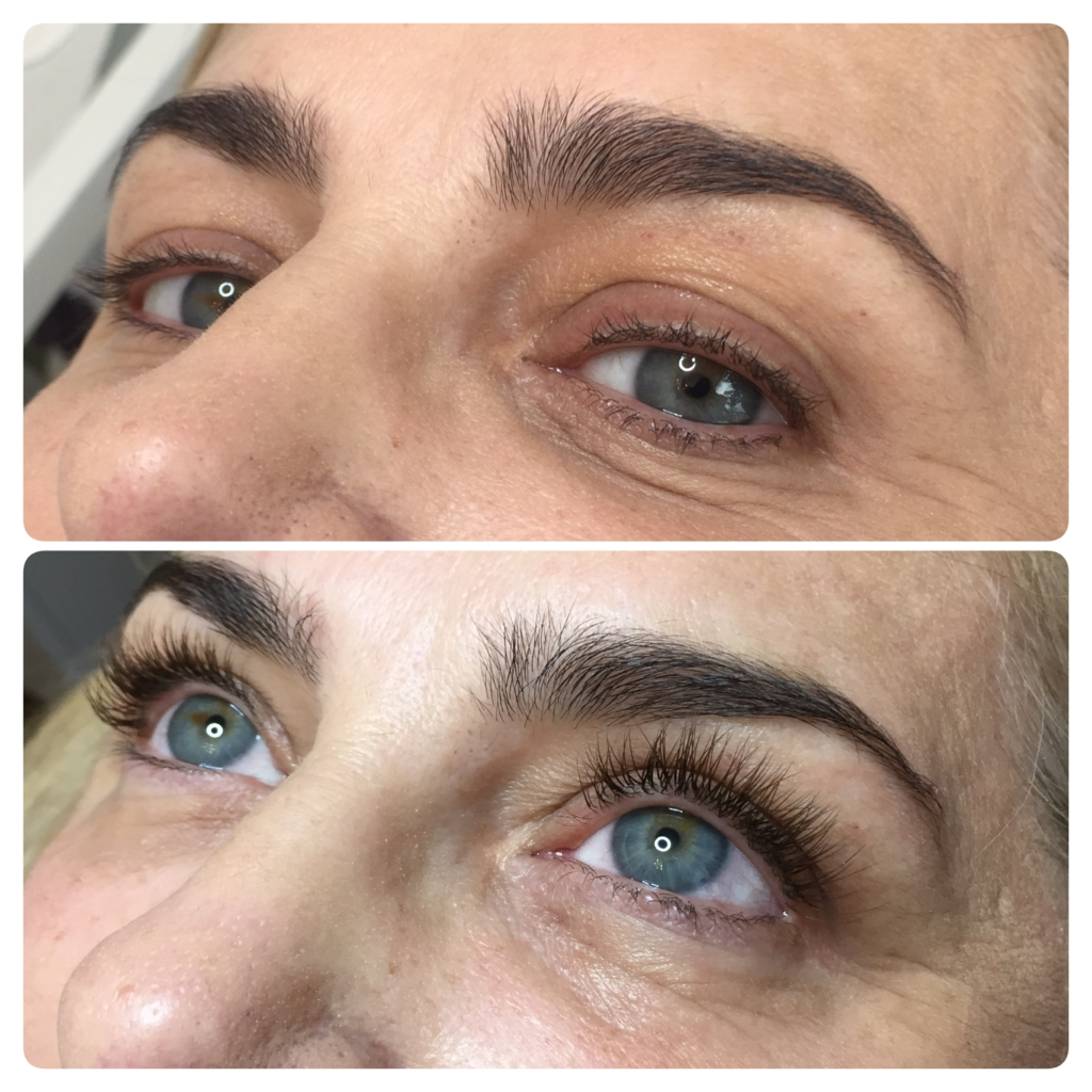 posh lashes business line